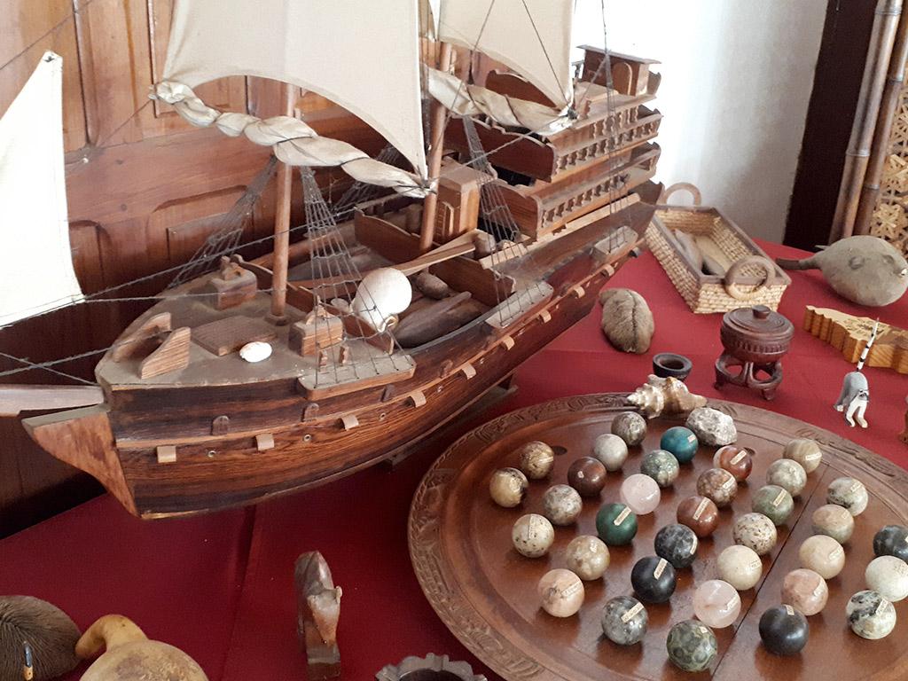 Souvenirs de l'Artisanat malgache à notre Boutique